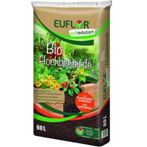 Euflor Bio Hochbeeterde 60 L Sack