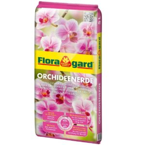 Floragard Orchideenerde torffrei 5 L