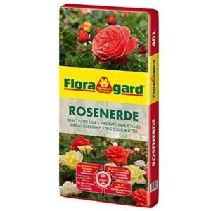 Floragard Rosenerde 40 Liter