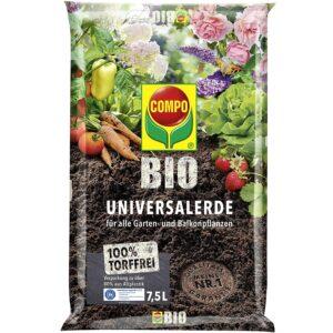 COMPO BIO Universal-Erde für Zimmerpflanzen