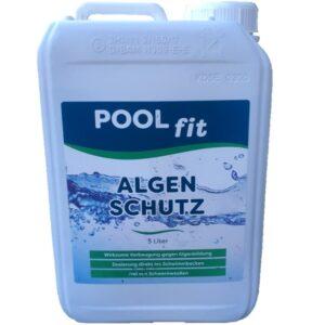 Poolfit Algenschutz
