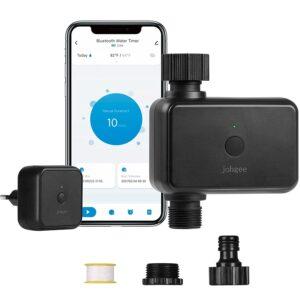 Johgee APP Bewässerungscomputer WiFi Smart Bewässerungsuhr