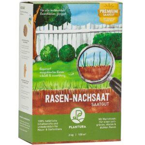 Plantura Rasen-Nachsaat