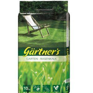 Gärtners Rasenkalk 10 kg